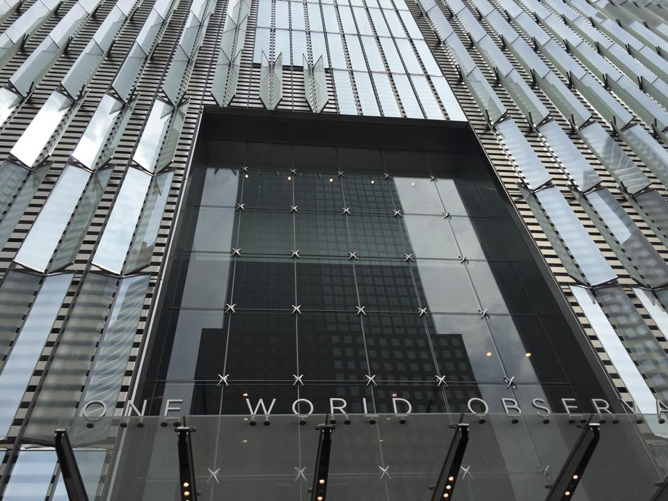One world trade center security system